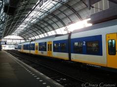 Holland Netherlands Amsterdam train