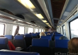 On the Intercity train