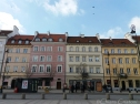 Along Krakowskie Przedmieście