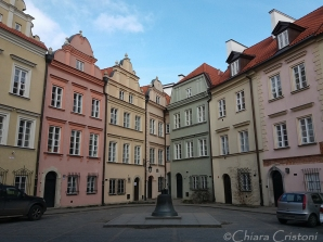 Houses in the Old Town