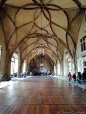 Inside the Old Royal Palace