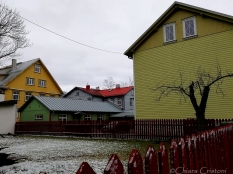 Houses in Kalamaja