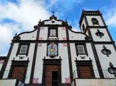Povoacao - church