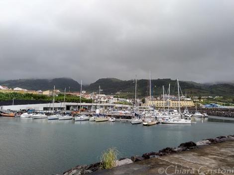 Vila Franca do Campo marina