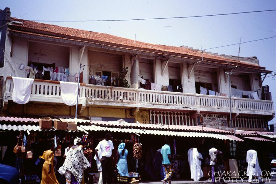 Dakar, market, Sandaga